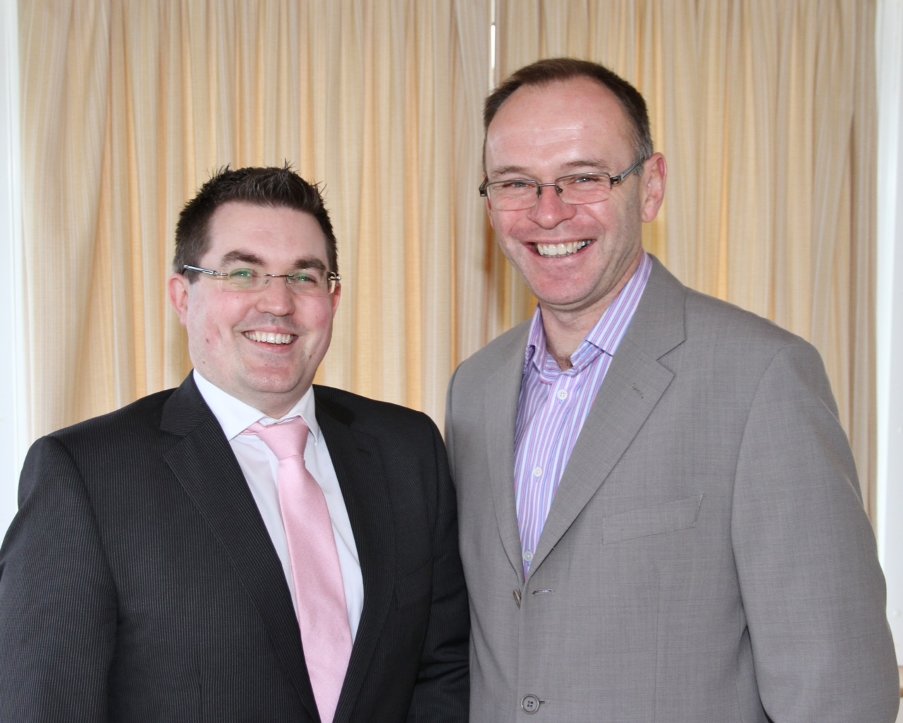 Daniel Duffy and Robert Moloney Social Selling Solutions