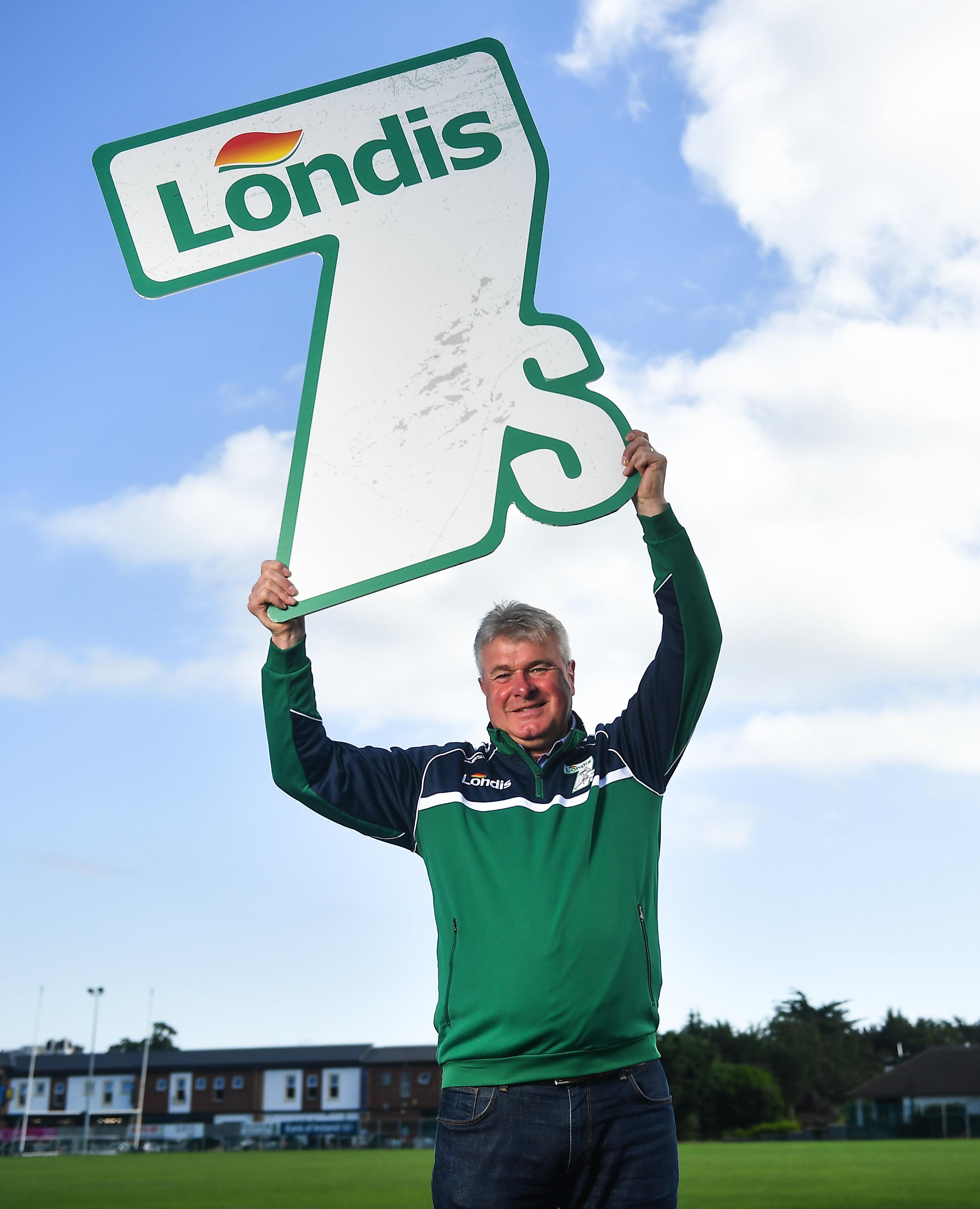 Robbie Moloney Brand Liaison Manager