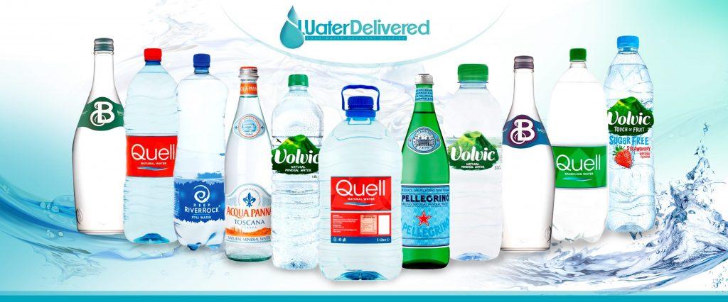 bottles of water delivered